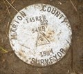 Image for Marion County Surveyor T4S R2W SO2 9449 1994