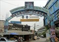 Image for Walking Street South Entrance Arch - Pattaya, Thailand