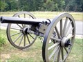 Image for 2.9-inch (10-pounder) Army Parrott Rifle, Model of 1863, No. 244 (West Point) - Gettysburg, PA