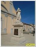 Image for Statue de Saint Laurent IMBERT - Calas, France