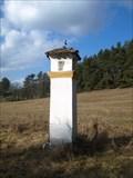 Image for Boží muka - križovatka cest mezi obcemi Skály, Strítež a Ceprovice, okres Strakonice, CZ