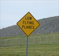 Image for Low Flying Plane - Binghamton, NY