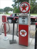 Image for All Star Tattoos & Body Piercing Vintage Gas Pump - High Springs, FL