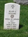 Image for Alan L Eggers - Arlington National Cemetery - Arlington, VA