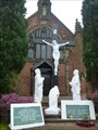 Image for St. John the Evangelist Church, War Memorial - Kidsgrove, Stoke-on-Trent, Staffordshire.