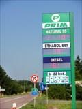 Image for E85 Fuel Pump PRIM - Chlumec nad Cidlinou, Czech Republic