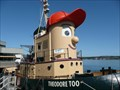 "Image for Theodore Too Tugboat - ""Tug Nut"" - Halifax NS"