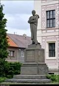 Image for 2706 Borovsky & Karel Havlícek Borovský monument - Duchcov (North-West Bohemia)