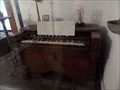 Image for Mission San Juan Bautista Museum Organ -  San Juan Bautista, CA