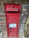 Image for Victorian Wall Post Box - Loxwood, near Billingshurst, West Sussex, UK