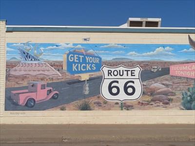 veritas vita visited Tucumcari