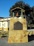 Image for Historic Landmark Bell, Camp Roberts Rest Area - Bradley, CA