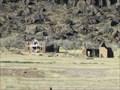Image for Ruins at Fort Davis -- Fort Davis NHS, Fort Davis TX