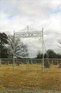 Image for Concord Cemetery Arch - Concord, MO