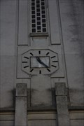 Image for Church Clock - Notre Dame des Malades - Allier - France