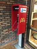 Image for AT&T/Verizon McDonalds Payphone - Salamanca, NY