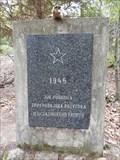 Image for Pomník partyzanu - Blansko, Czech Republic