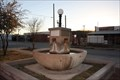 Image for Horse Fountain -- Mineral Wells TX