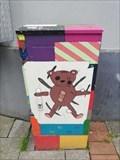 "Image for Stromkasten ""Voodoo-Teddy"" - Neuss, NRW [GER]"