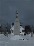 Image for War Monument - Parish, NY