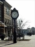 Image for Murphy Marketplace Clock - Murphy, TX