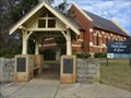 Image for All Saints Anglican Church Lychgate - Nowra, NSW