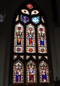 Image for North Window - St Alkmund's Church - Shrewsbury, Shropshire, UK.
