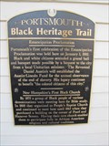 Image for Emancipation Proclamation/New Hampshire's First Black Church - Portsmouth, New Hampshire