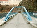 Image for Steel bridge - Bechyne, Czech Republic