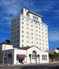 Image for The Ridge Scenic Highway - Historic Polk Hotel - Haines City, Florida, USA.
