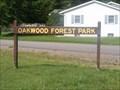 Image for Oakwood Forest Park Playground - Stevens Point, WI