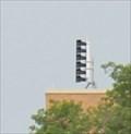 Image for Electronic warning siren -- University of Texas at Arlington, Arlington TX