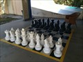 Image for Chess board, Cayo Santa Maria, Cuba