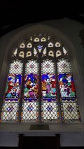 Image for Stained Glass Windows - St Mary - Bungay, Suffolk