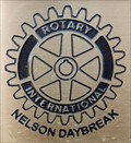 Image for Daybreak Rotary Plaque and Bench - Nelson, BC