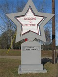 Image for Star of Elmore County - Eclectic, Alabama