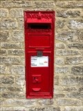 Image for Victorian Wall Post Box - Widford, near Burford - Oxfordshire - UK