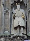 Image for Henry VIII - Trinity College, Trinity Street, Cambridge , UK