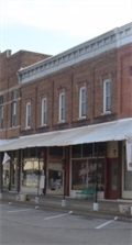 Image for 121 South Main Street - Palestine Commercial Historic District - Palestine, IL