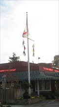 Image for The Fish Market Nautical Flag Pole  - Palo Alto, CA