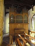 Image for Church Organ - All Saints - Beeby, Leicestershire