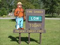 Image for Sebeka City Park Smokey Bear - Sebeka, Minn.