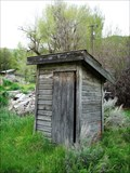 Image for Old Church Outhouse - Echo, Utah
