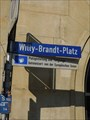 Image for Willy-Brandt-Platz - Erfurt/Thuringia/Germany