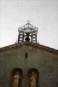 Image for Le Campanile de l'église de Barcarin- Salin de Giraud- Bouches du Rhône- PACA- France