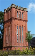Image for Cyncoed Water Tower - Cardiff, Wales, UK
