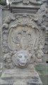 Image for Coat of Arms of Vienna on Marian Plaque Column - Pardubice - Czech Republic