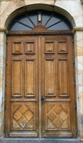 Image for Doorway of Église Saint-Michel, Ungersheim - Alsace / France