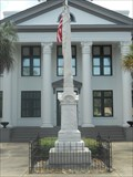 Image for Jefferson County Confederate Memorial - Monticello, FL