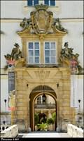 Image for Main portal of Chateau Valtice / Hlavní portál Valtického zámku - Valtice (South Moravia)